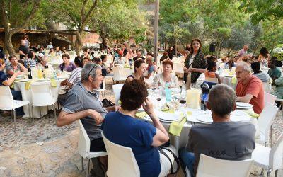 ארוחת ערב חגיגית לחלוקת הסכמים, מתחם קדמת גונן, רחוב בר יוחאי 5,7,11,13,15