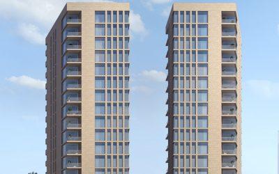 בנק דיסקונט יממן כ-275 מיליון שקל מפרויקט פינוי-בינוי בקרית יובל בירושלים