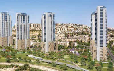 תוכנית פינוי בינוי בקטמון: 980 דירות חדשות במקום 376 ישנות